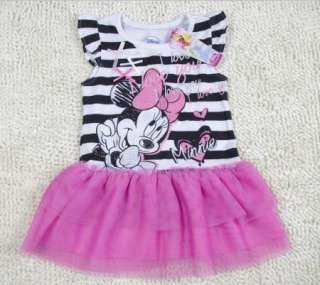 Summer Top Dress T Shirt 0 4Y Party Costume Skirt Tutu Gift