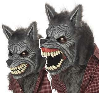 Full Moon Madness Wolf Costume   Scary Costumes