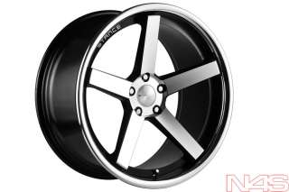 20x10 5 concave staggered rims wheels 2006 2010 bmw e60 m5 fitment
