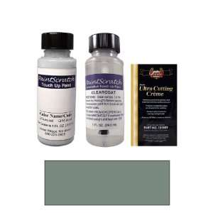 Oz. Opal Green Metallic Paint Bottle Kit for 1993 Honda Accord (G 73M