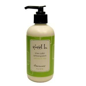 Sweet B. Shea Butter Soothing Lotion, 8 Ounce Bottle