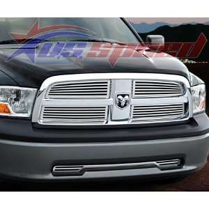 2009 UP Dodge Ram Quarter Z Grille Upper 4PC   E&G