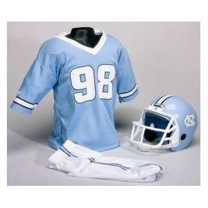 North Carolina Tar Heels UNC NCAA Youth Uniform Set Size Medium