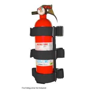 Rugged Ridge 12665.16 Sports Bar Fire Extinguisher Holder Automotive