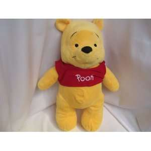 Winnie the Pooh Plush Toy 15 Soft Stuffed Animal