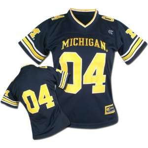 Wolverines Womens Gridiron Football Jersey