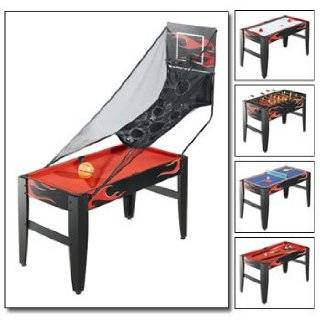 Harvard 4 in 1 Multi Game Table Explore similar items