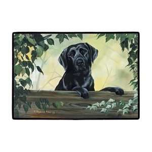 Black Lab Labrador Retriever Dogs Indoor / Outdoor