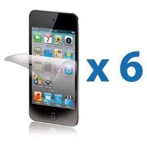 HK 6X Anti Glare Matte Screen LCD Cover Protector Guard Film for ipod