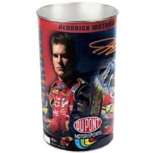 Jeff Gordon NASCAR Driver Tapered Wastebasket (15 Height
