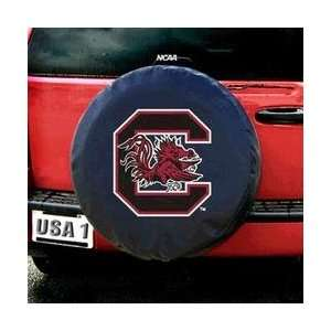 South Carolina Gamecocks NCAA Spare Tire Cover by Fremont