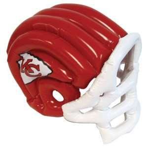 Kansas City Chiefs NFL Inflatable Helmet by Pro