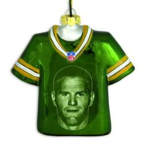 Team Jersey Bret Farve Green Bay Packers NFL Lighted