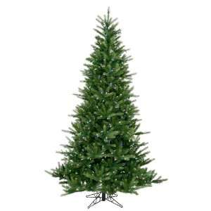 10 Pre lit Tiffany Spruce Artificial Christmas Tree