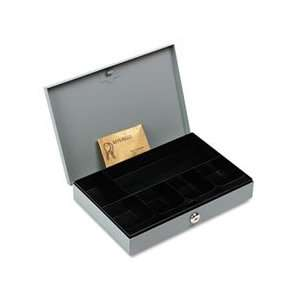 ™ Locking Heavy Duty Steel Low Profile Cash Box