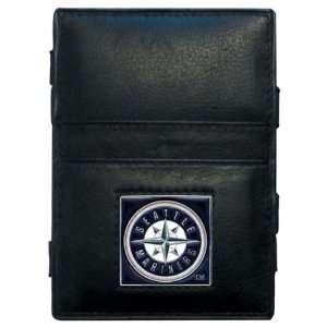 MLB Seattle Mariners Jacobs Ladder Wallet  Sports