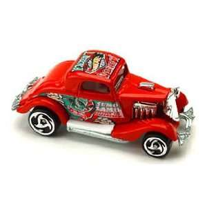 Radical Wrestlers Series #4 Ford 1934 #2003 93 Collectible Collector