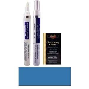 1/2 Oz. Daytona Blue Metallic Paint Pen Kit for 1990 Dodge
