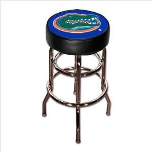 Texas Tech Red Raiders Chrome Swivel Kitchen/Bar Stool