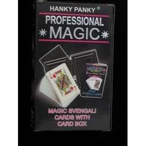 HP Magic Svengali Cards with Box   Beginner Magic  Toys & Games