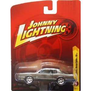 Johnny Lightning 1987 CHEVY MONTE CARLO SS (metallic dark grey/smoke