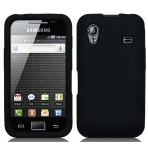 Mobile palace   Black gel skin case cover pouch for Samsung Galaxy Ace