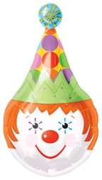 Clown Carnival Circus party balloons birthday shower xl