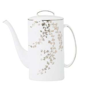 kate spade China Gardner Street Platinum Coffee Pot