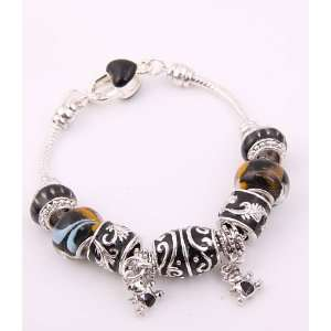 Fashion Jewelry Desinger Murano Glass Bead Bracelet