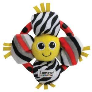 Lamaze High Contrast Grip & Grab Flower Baby